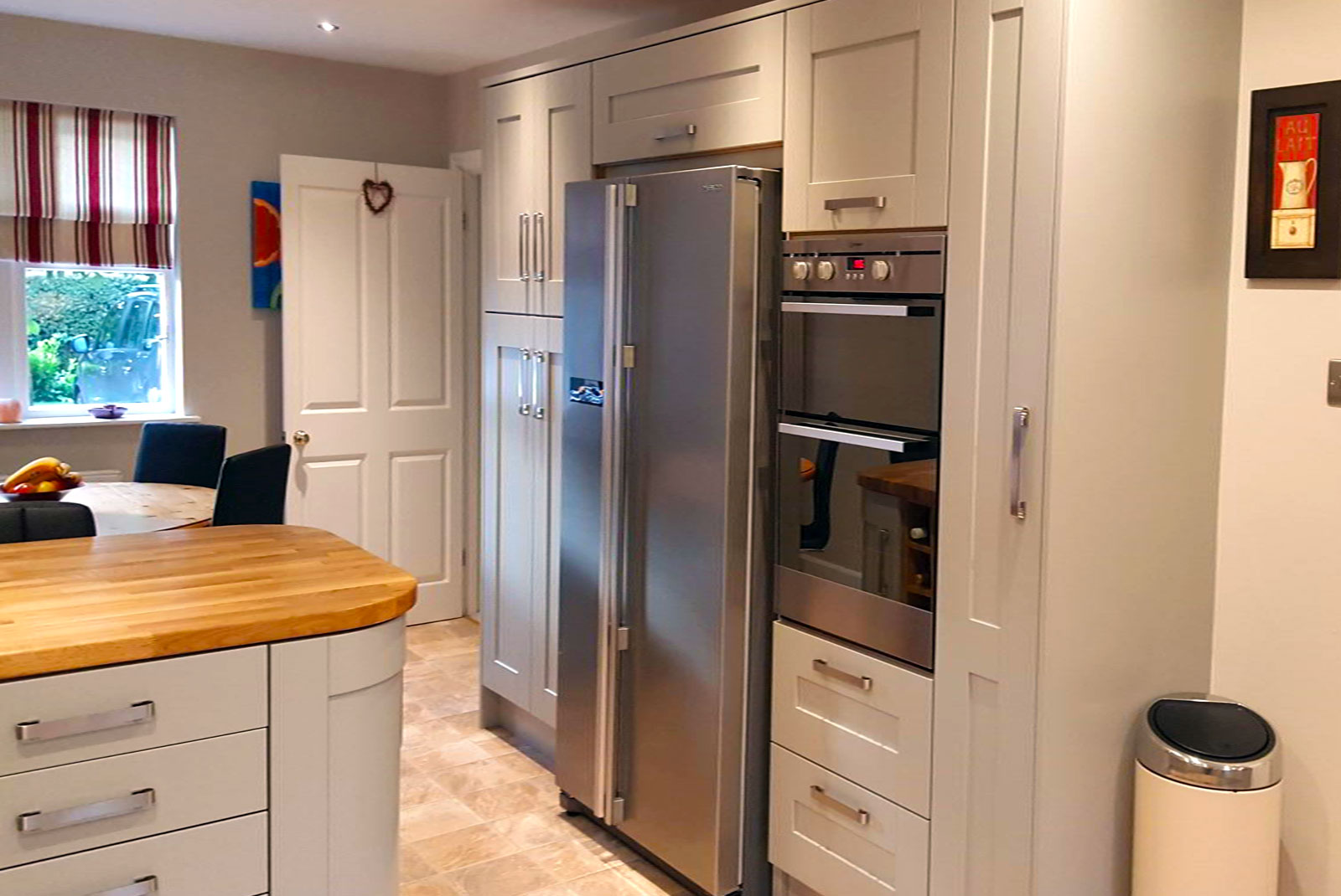 Tony from york totally impressed from start to finish for Kitchen cabinets 800mm