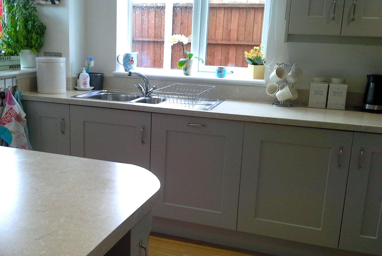 Stanbury cashmere for Diy kitchens com reviews