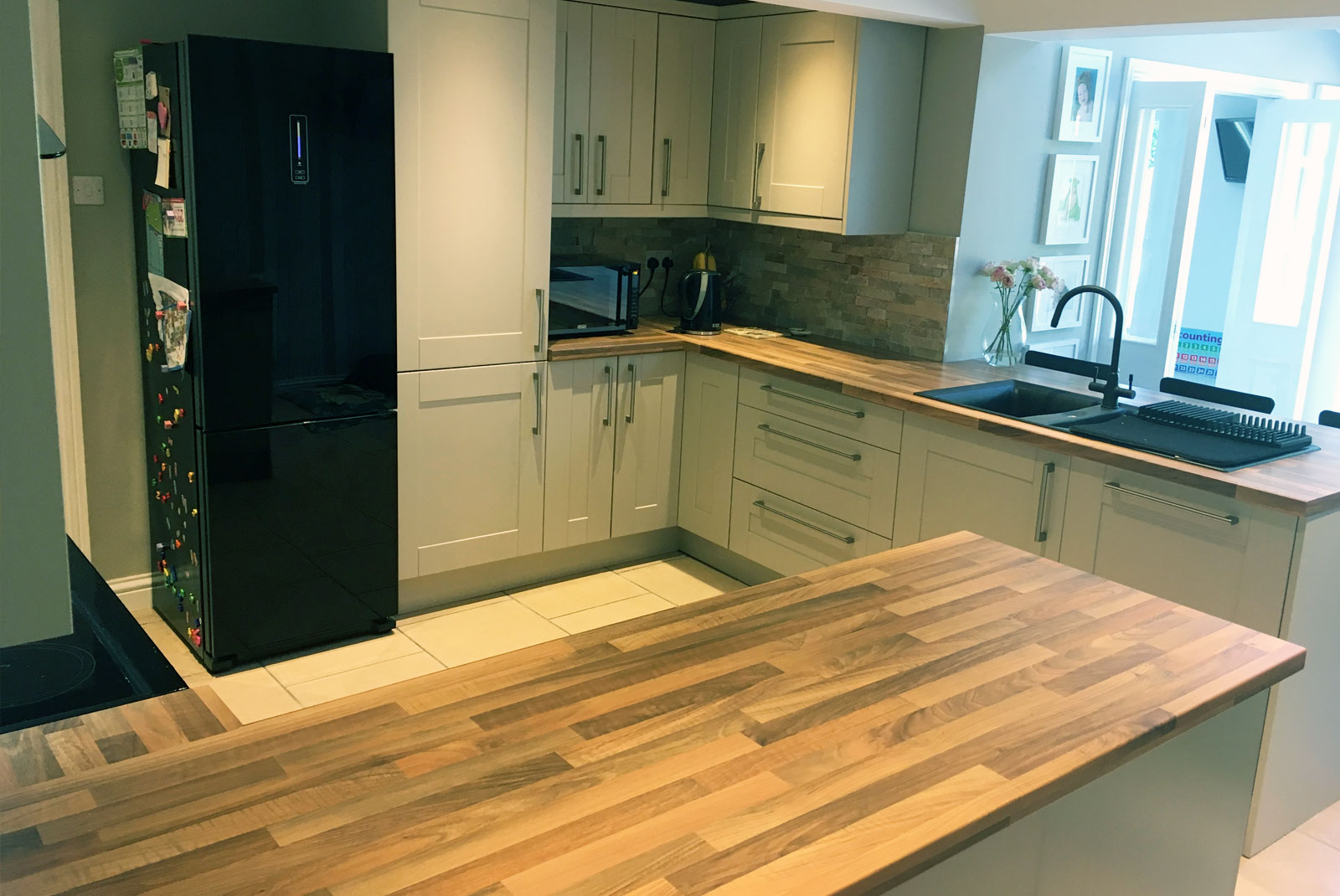 Kate from leicestershire heard about you from a friend for Diy kitchens com reviews