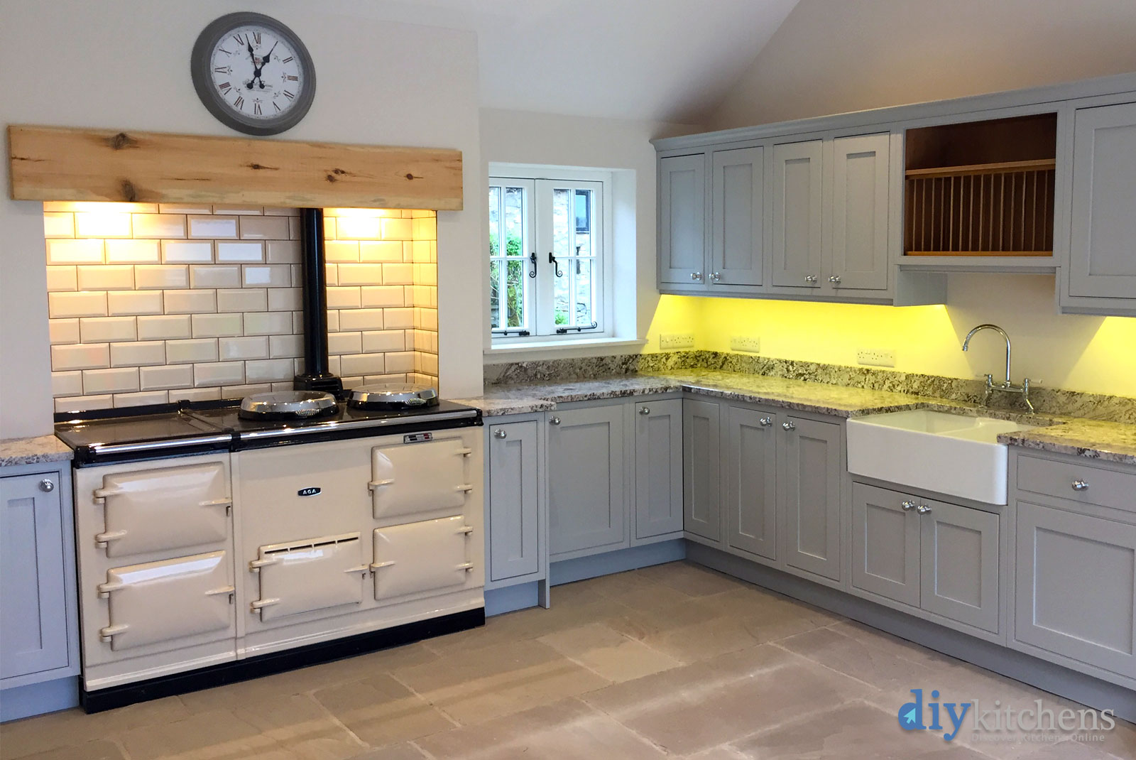 Zoe from oswestry i have attached photos of my newly for Diy kitchens com reviews