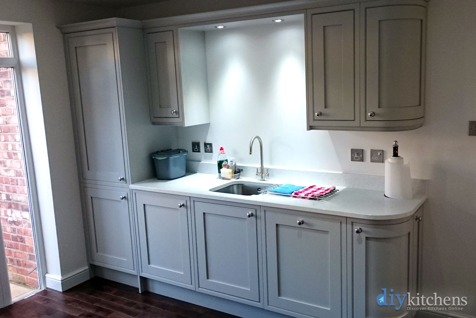 Simon from sale thanks for the support here are some for Diy kitchens com reviews