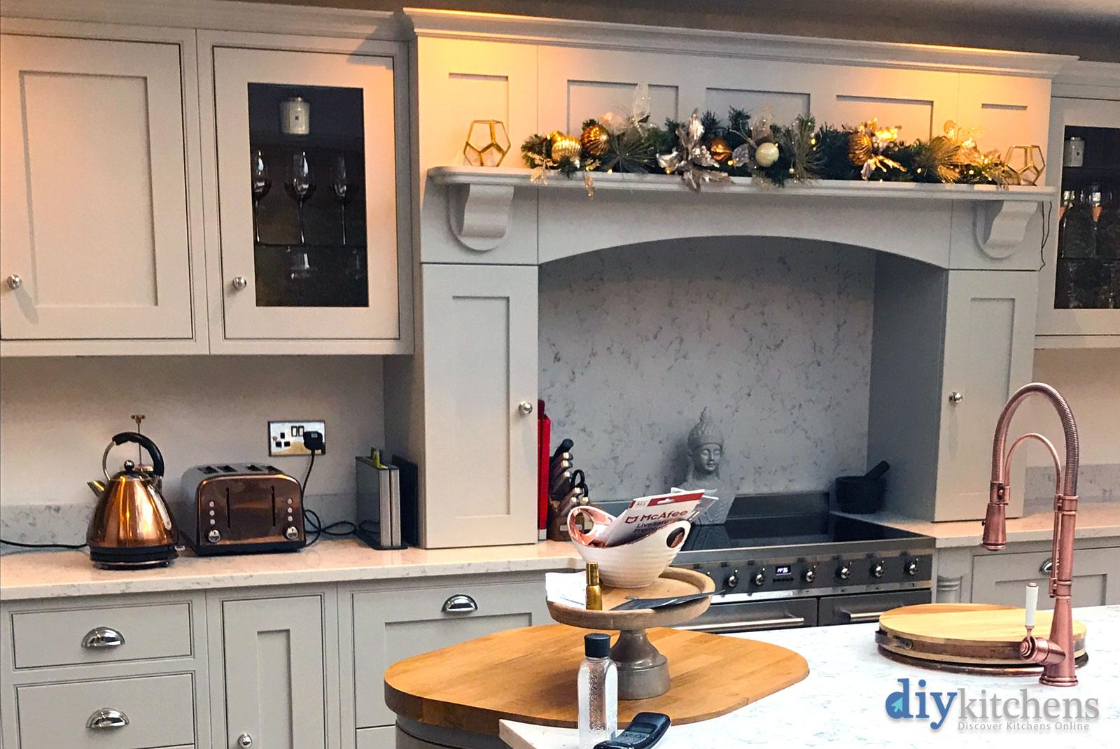Helmsley bespoke for Diy kitchens com reviews