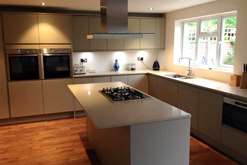 Customer review of luca dakar by hayley from west sussex for Diy kitchens com reviews