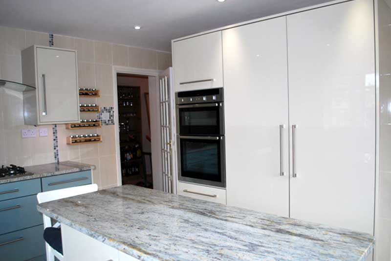 Customer comments we are thrilled with our beautiful new for Diy kitchens com reviews