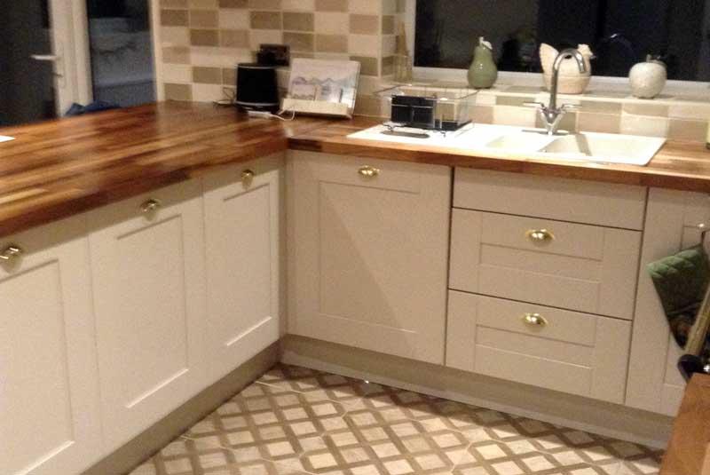 Linwood sand beige for Diy kitchens com reviews