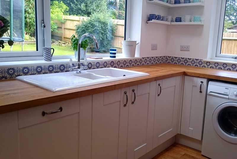 Luca gloss dove grey for Diy kitchens com reviews