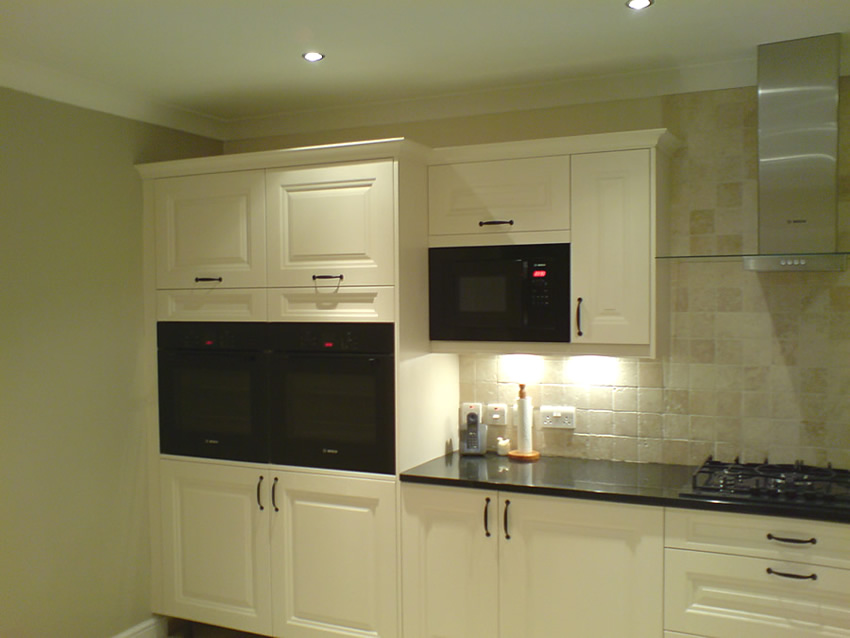 The manufacturing process for this kitchen requires the for Service void kitchen units
