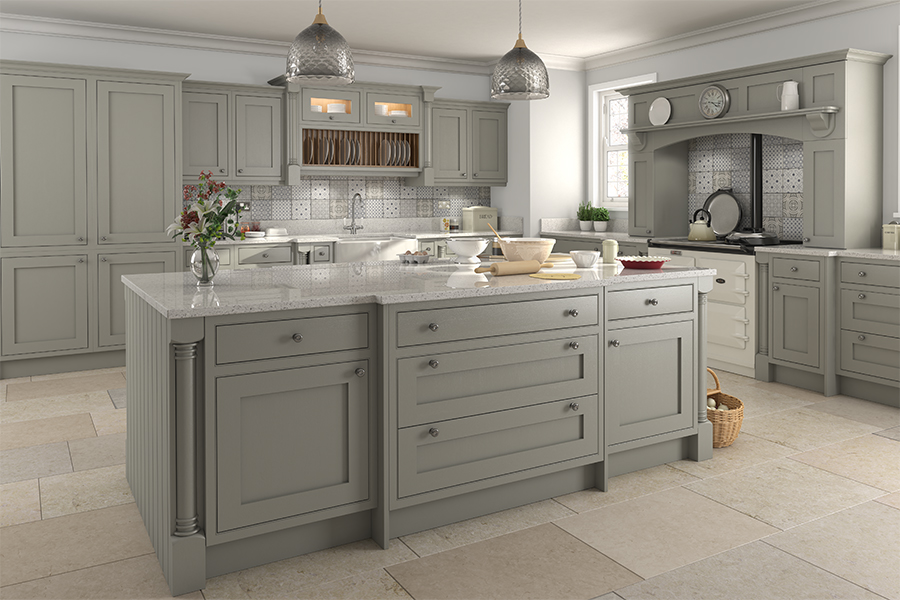 Grey Kitchen Unit Ideas