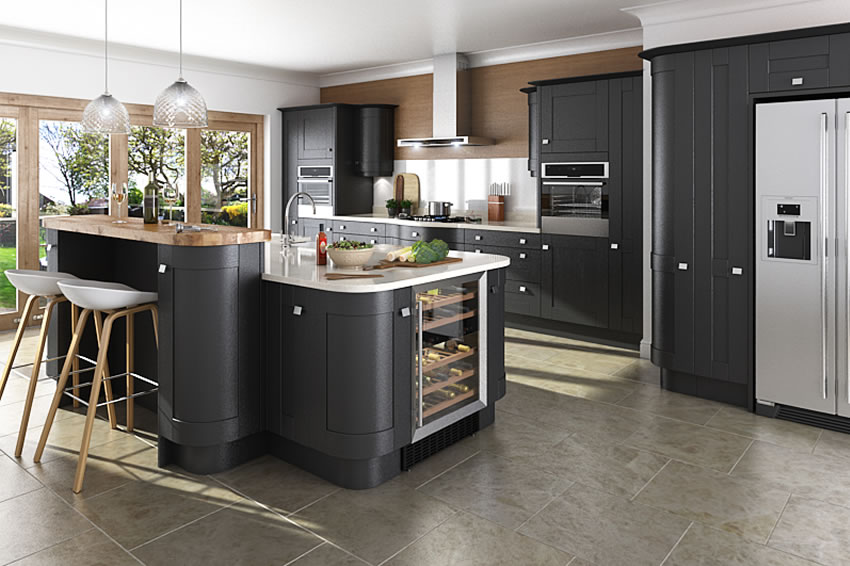 Feature doors Important painted kitchen information ...