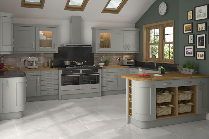 Feature doors Important painted kitchen information Specifications Cornice & pelmet Recommended ...