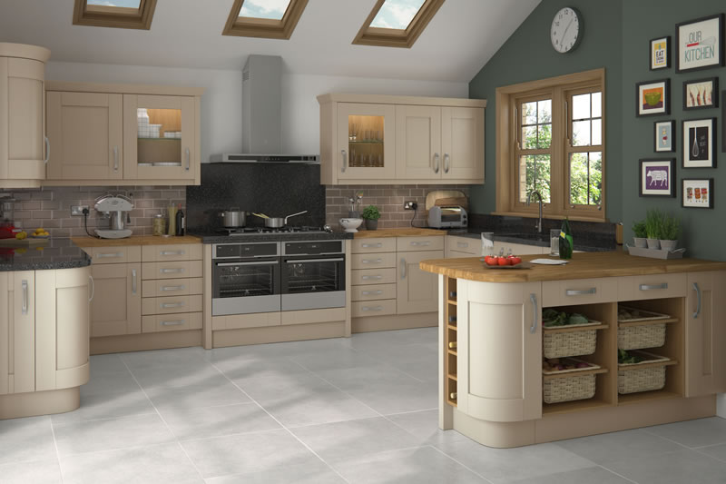 Feature Doors Important Painted Kitchen Information
