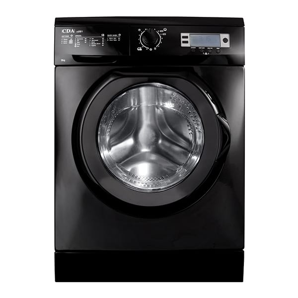 CDA - CI261BL - High capacity freestanding washing machine