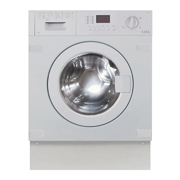 CDA - CI371 - Integrated washing machine