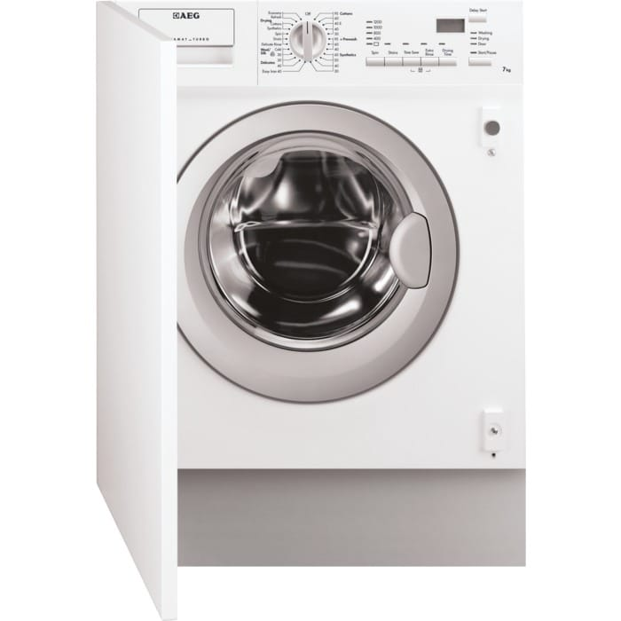 AEG - L61271WDBI - Washer Dryer