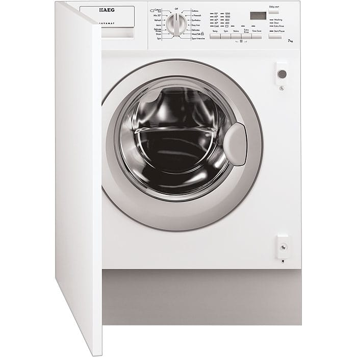 AEG - L61271BI - Washing Machine