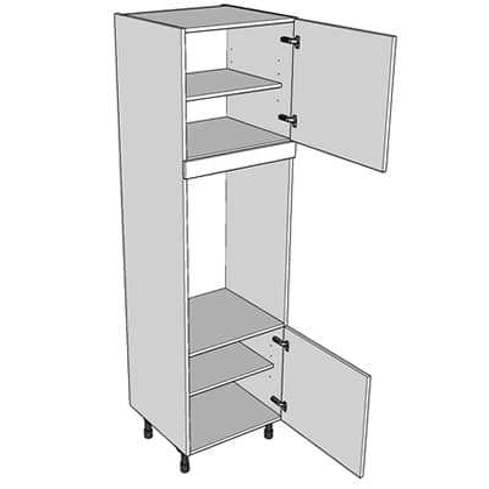 Double Oven Housing Unit Dimensions
