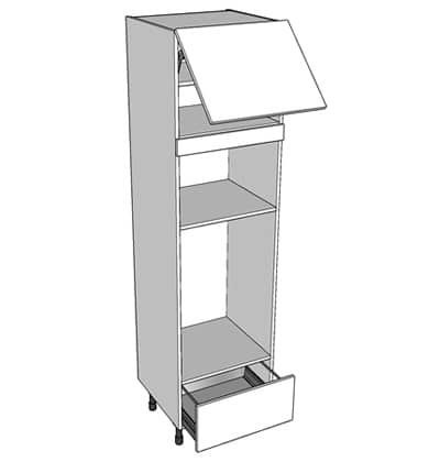 Product details for 600mm tall kitchen unit