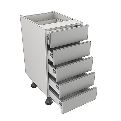 Product details for Kitchen base units with drawers