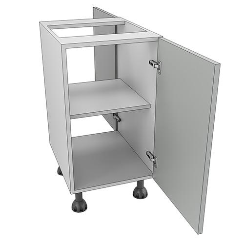 450mm single highline base unit peninsular for 300mm deep kitchen units
