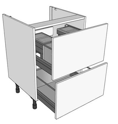 Product details for 600 kitchen drawer unit