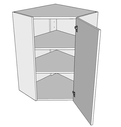 Product details for 600 high kitchen wall units