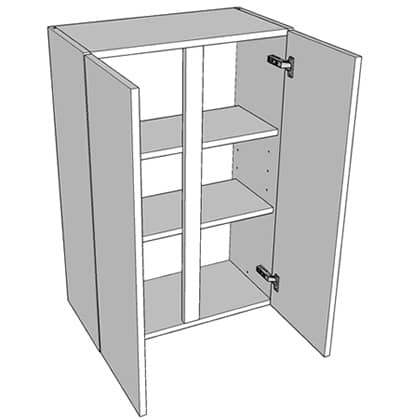 Product details for Double kitchen wall unit