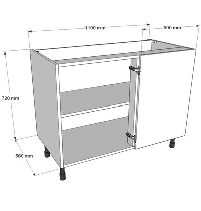 kitchen base unit door height : Kitchenxcyyxhcom - Kitchen Cabinet Carcases
