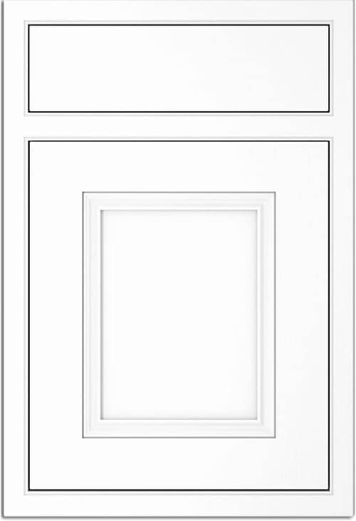 Ayton white for Cheap kitchen unit doors