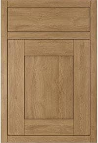 Harewood oak for Cheap kitchen unit doors