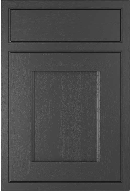 Leeming carbon for Cheap kitchen unit doors