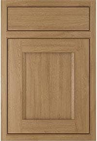 Leeming oak for Cheap kitchen unit doors