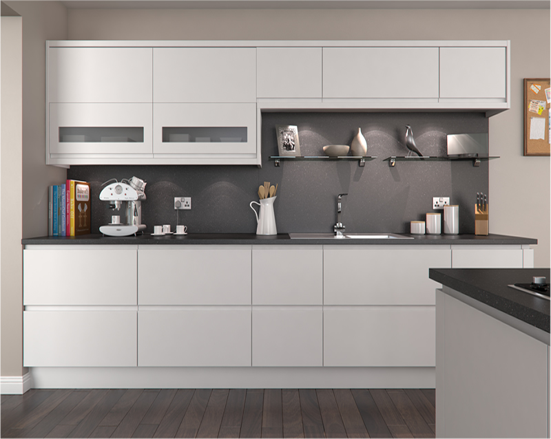 Innova Luca Matt White Kitchens Amp Units