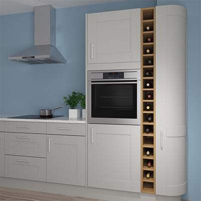 Tall Wine Rack Units Kitchen Units Diy Kitchens