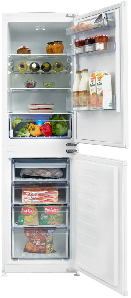 Integrated Frost Free 50/50 Fridge Freezer