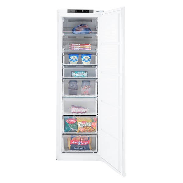 Integrated Tall Frost Free Freezer