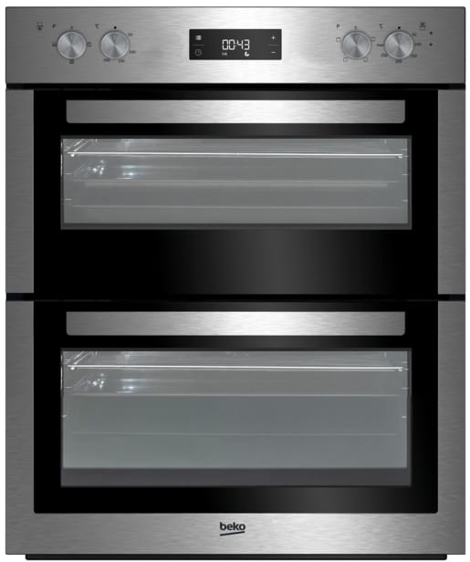 Built-Under 72cm Double Fan Oven
