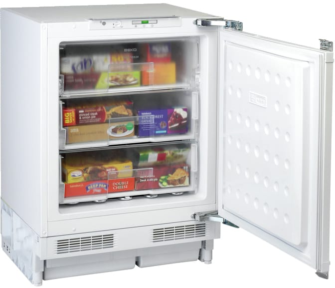 Integrated Undercounter Freezer