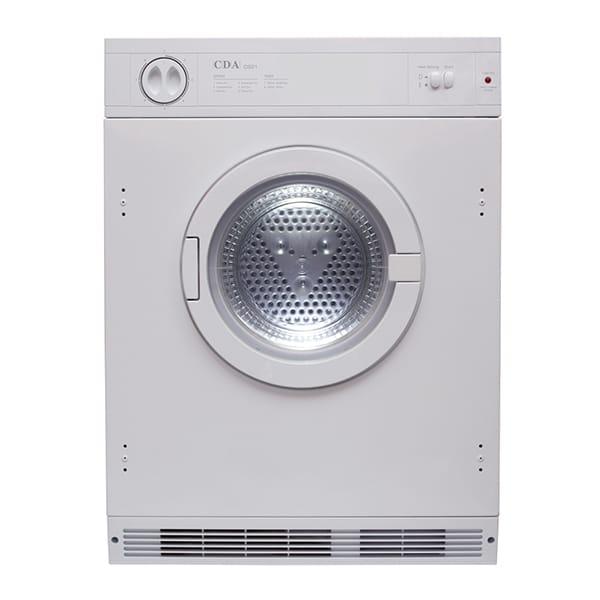 60cm integrated tumble dryer