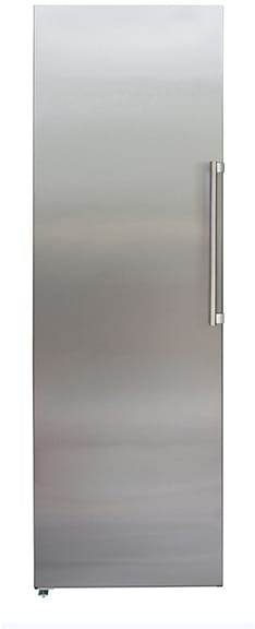 Freestanding full height freezer