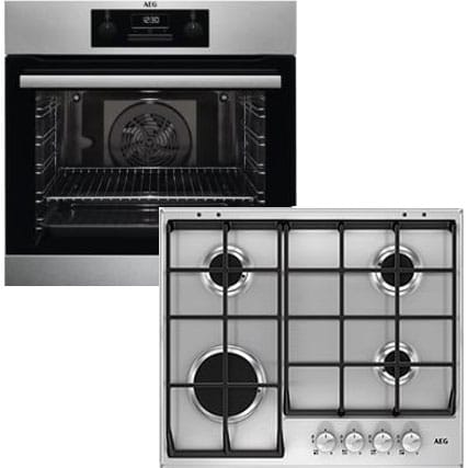 Multifunction Oven & Gas Hob Pack