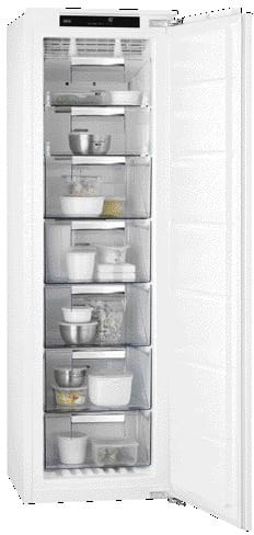 In Column Cabinet Freezer