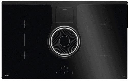 4 Burner Combo Hob - - For Ducted Use Only