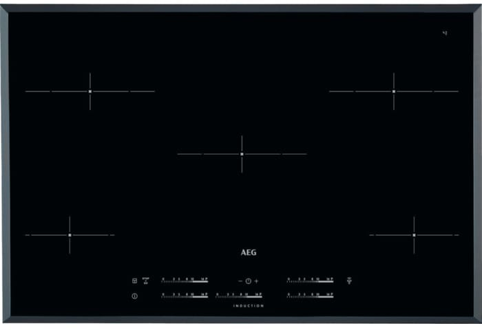 5 Burner Induction Hob