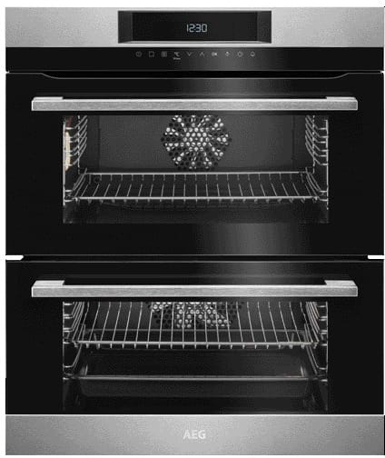 Built-Under Dual Multifunction Double Oven