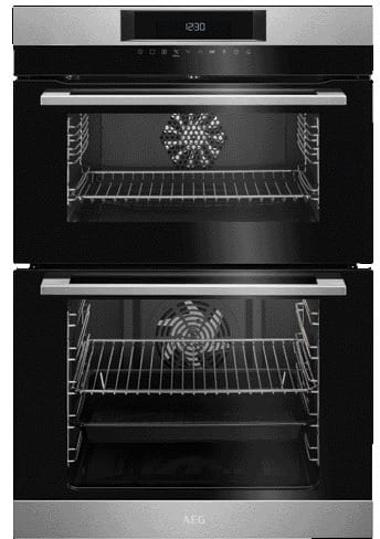 Built-In Dual Multifunction Double Oven