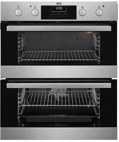 Built-Under Multifunction Double Oven