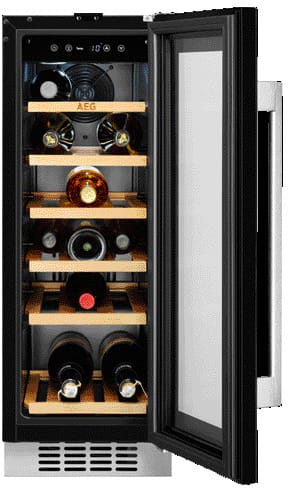 18 Bottle Integrated Wine Cooler