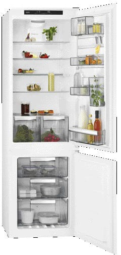 70:30 Split Integrated Fridge Freezer