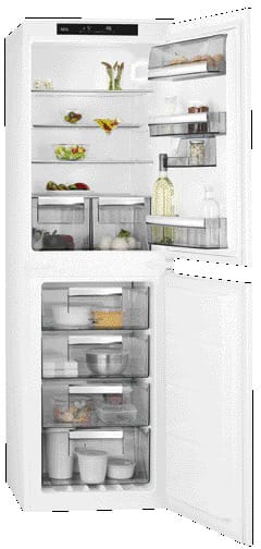 50:50 Split Integrated Fridge Freezer