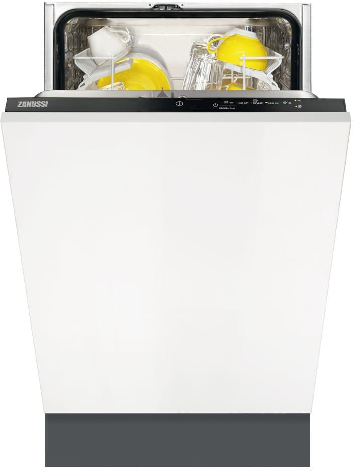 Fully Integrated Slimline Dishwasher